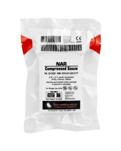 North American Rescue Compressed Gauze