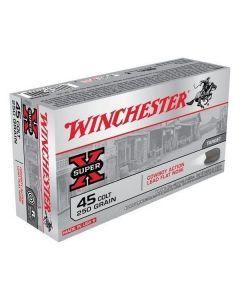 Winchester Ammunition 45 Colt Target Ammo - USA45CB