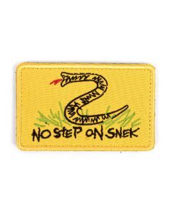 No Step On Snek Morale Patch