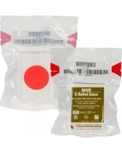 North American Rescue S-Rolled Gauze