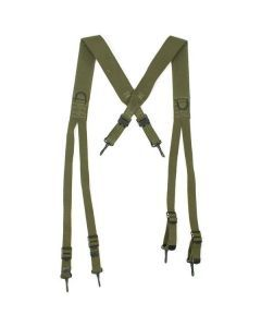 Norwegian Army Suspenders