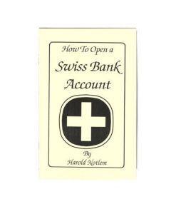 How To Open Swiss Bank Account