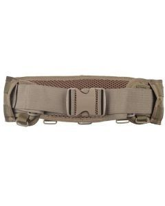 Operators Gun Belt Padded with Harness Attachments
