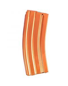 Orange AR15 Magazine