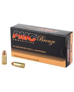 PMC Bronze 32ACP - FMJ