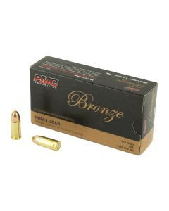PMC Bronze 9mm Ammunition