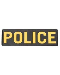 "POLICE Patch - 10"" x 3"""