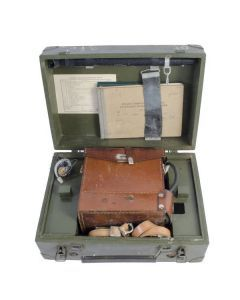 Polish DP-66 Geiger Counter - Main Unit