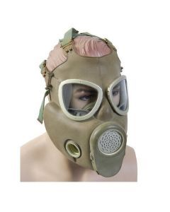 Polish Army MP4 Gas Mask