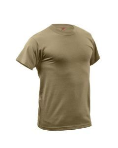 Quick Dry Moisture Wicking T-Shirt
