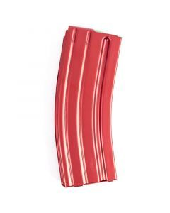 Red AR15 Magazine