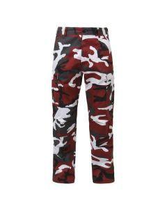 Red Camo BDU Pants