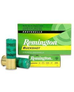 Remington 12B4 Buckshot