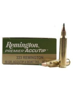 Remington Premier Accutip .223 Ammo
