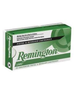 Remington UMC - L40SW2 40 S&W Ammunition
