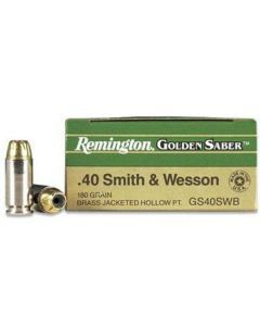 Remington Golden Saber .40SW - GS40SWB