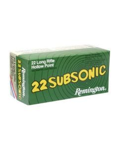Remington Sub Sonic .22LR