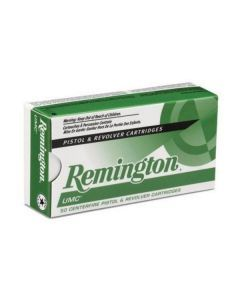Remington UMC .357 SIG Ammunition – 50 Rounds of 125 gr JHP Ammunition