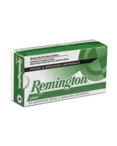 Remington UMC .38 Super +P