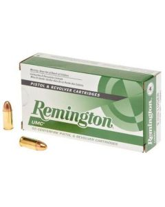 Remington UMC 9MM Ammo