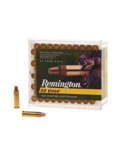 Remington Viper .22lr Ammo