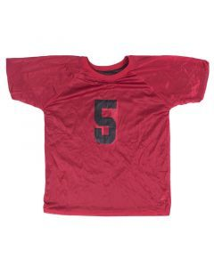 Reversible Mesh Jersey - Red/Black