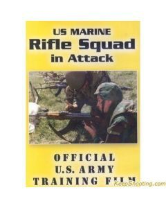 U.S. Marine Rifle Squad - Front Cover