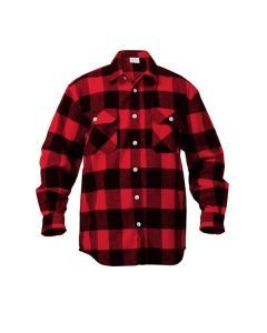 Buffalo Plaid Flannel Shirt - Extra Heavyweight