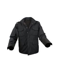Rothco M65 Softshell Jacket - Black