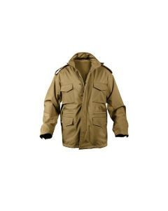 Rothco M65 Softshell Jacket - Coyote Brown