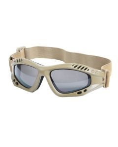 VenTec Tactical Goggles - Coyote Tan