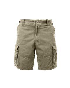 Vintage Paratrooper Cargo Shorts - Khaki