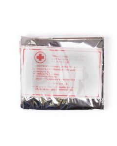 Russian Army Emergency Rescue Blanket