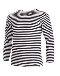 Russian Navy Striped Shirt