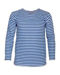 Russian Army Paratrooper Striped Shirt