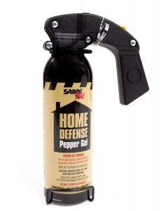 SABRE Red Home Defense Pepper Gel with Wall Mount