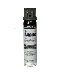SABRE Law Enforcement Advanced CS Military Tear Gas Mk-4 - Stream