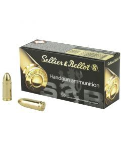 Sellier & Bellot 9mm Ammunition