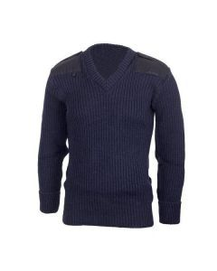 Scottish Prison Guard Wool Sweater