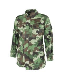 Serbian Army Field Jacket
