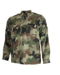 Serbian Army Field Shirt