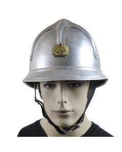 Serbian Fire Brigade Helmet