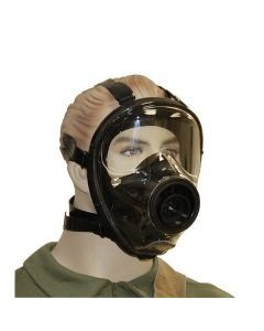 Mestel Safety SGE 150 Gas Mask - Lightweight, Multi-Purpose Mask for Survival Preppers