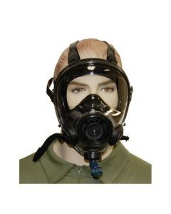 Mestel Safety SGE 400/3 Gas Mask - Available With or Without Advanced, Factory-Installed Hydration System
