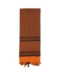 Shemagh Desert Scarf - Orange