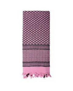 Shemagh Desert Scarf - Pink