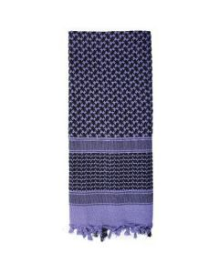 Shemagh Desert Scarf - Purple