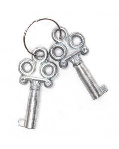 Single Lock Handcuff Key