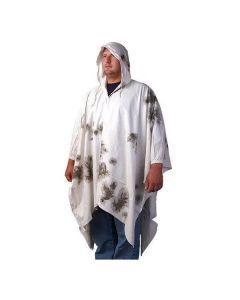 German Snow Camo Poncho - 5 Pack