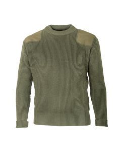 Spanish Army OD Commando Sweater